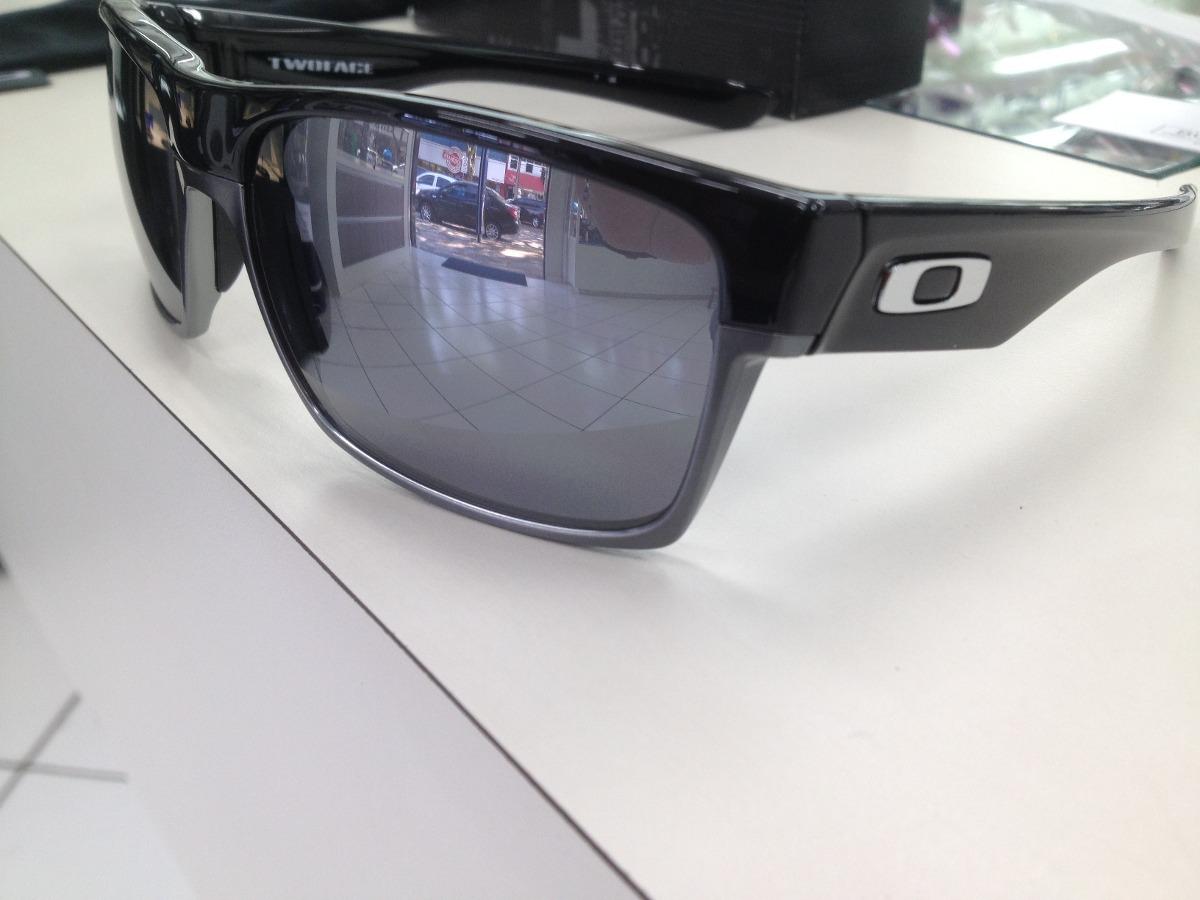 Oculos Oakley Twoface 009189-02 Original Pronta Entrega - R  469,99 ... 1bf5501431