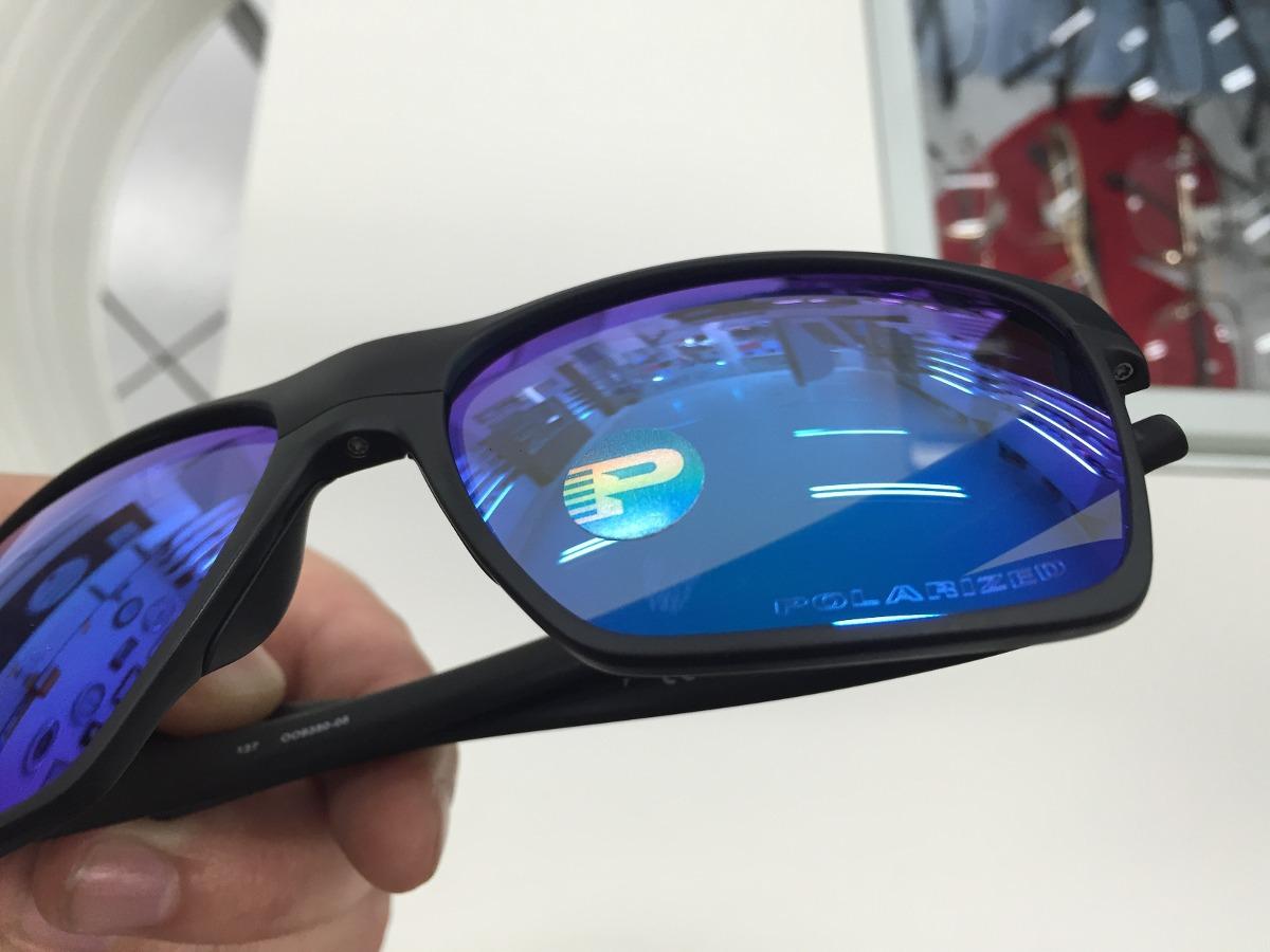af181d97627a6 oculos oakley twoface xl polarizado oo9350 05 black w  sapph. Carregando  zoom.