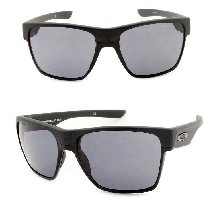 Óculos Oakley Twoface Xl Steel W  Grey 9350-03 Original - R  499,00 ... e399bcf9e7