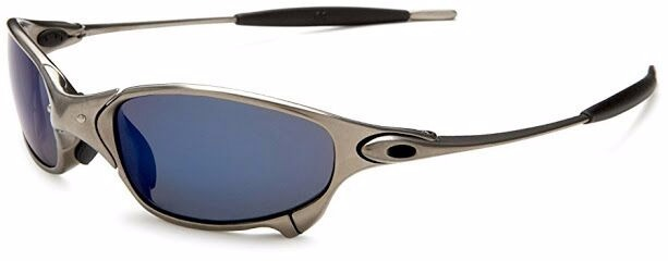 a6b1ba947df3a Oculos Oakley X Metal Juliet Plasma Ice Polarized Original - R  900 ...