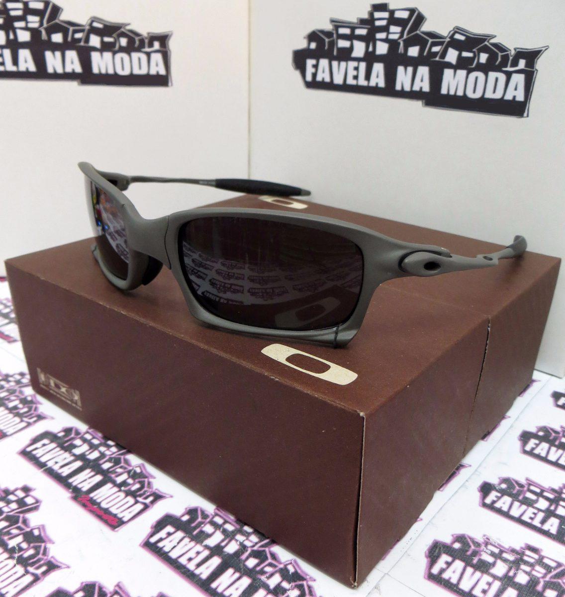 Óculos Oakley X-squared +caixa+saquinho+par De Lentes+brinde - 1f4433f189