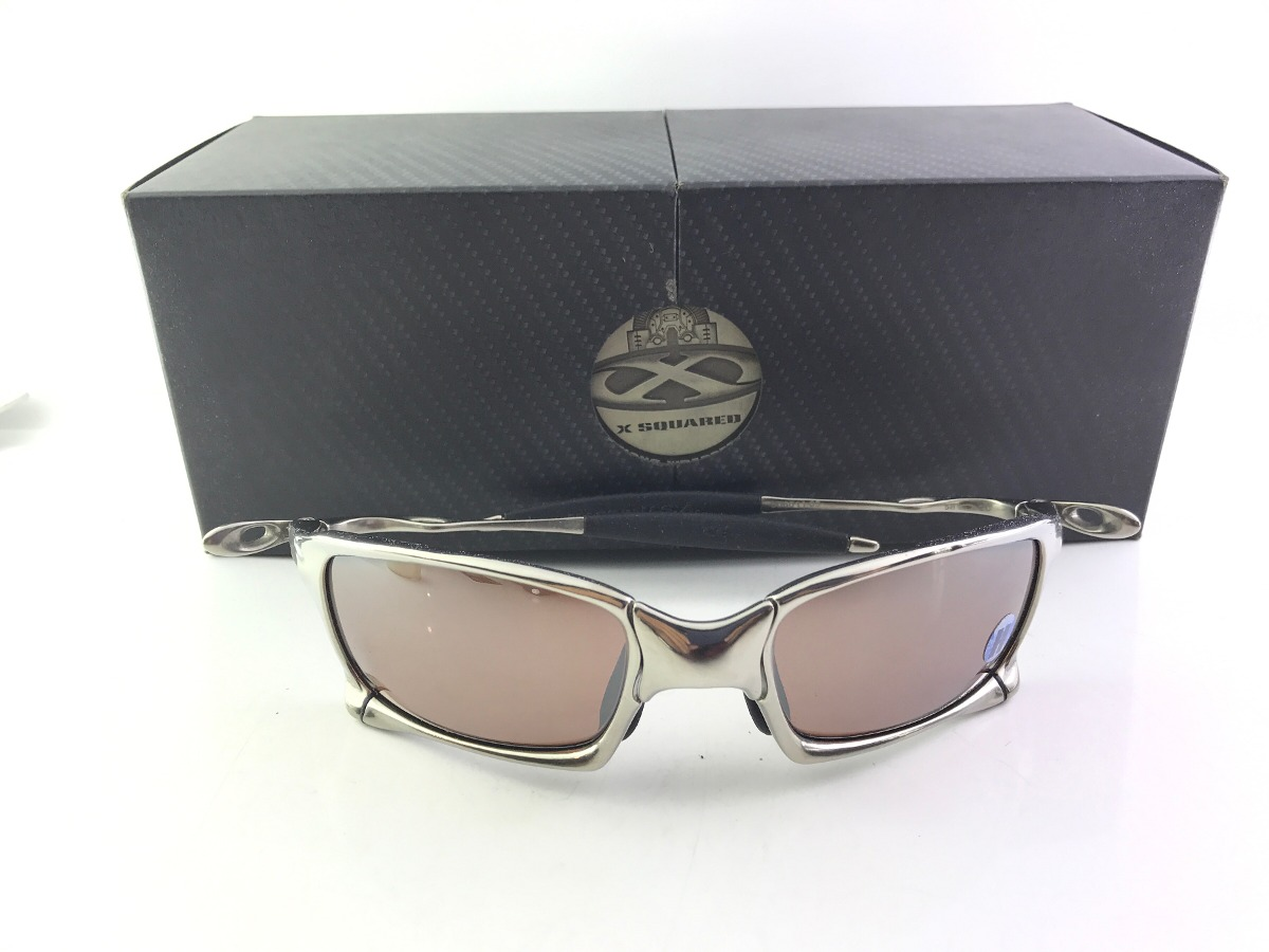 dfbbb7a042da8 Óculos Oakley X-squared Polished Original - R  1.800,00 em Mercado Livre