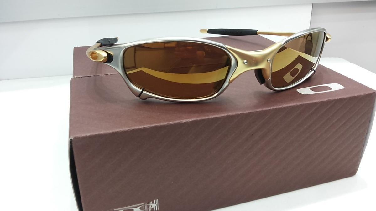 25423463b Oculos Oakley X Squared Romeo 1 Double X Juliet 24k Gold - R$ 179,00 ...