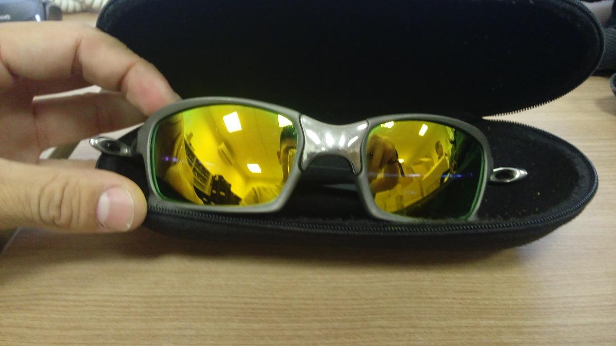 9b84b3e8d7eac oculos oakley x-squared tio2 original. x metal, polished. Carregando zoom.