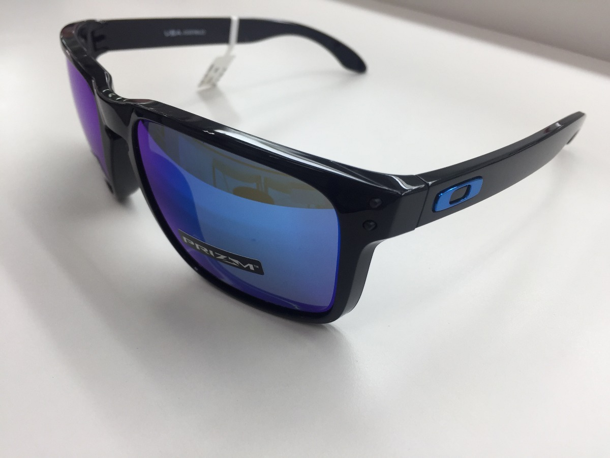 aab655120 Oculos Oakley Xl Holbrook Oo9417- 03 59 Prizm Shapphire - R$ 459,00 ...