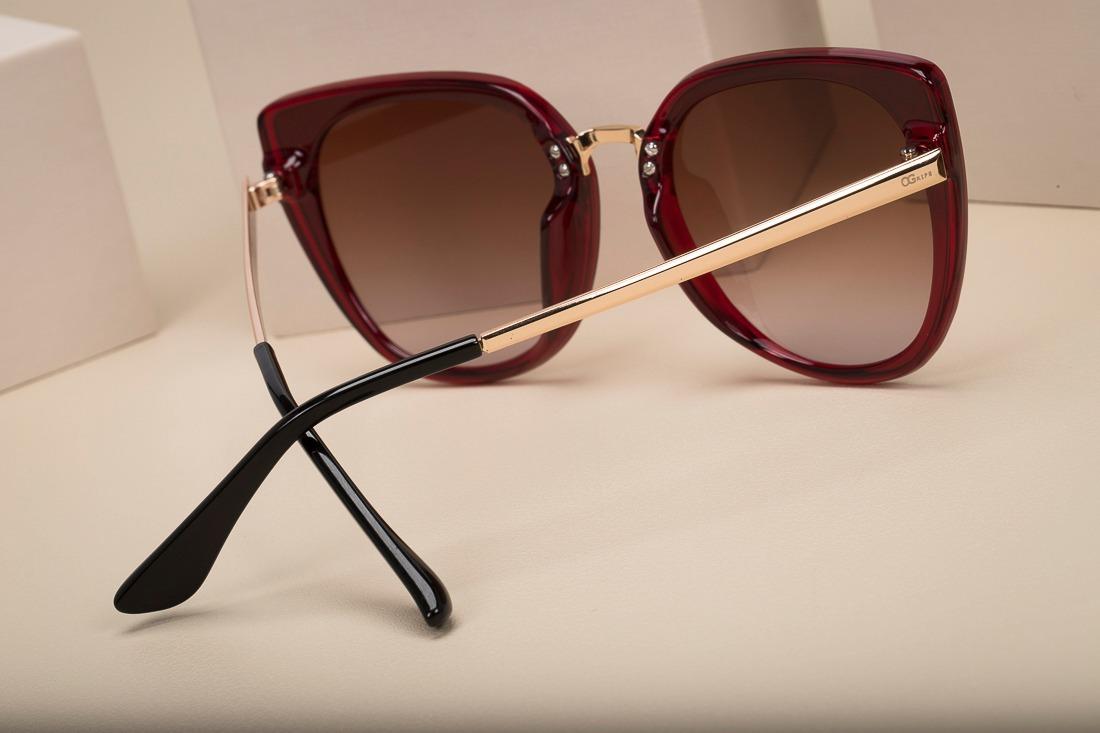 807240cf9 Oculos Ogrife Solar Feminino Og 1151-c Proteção Uv Original - R$ 90,00 em  Mercado Livre