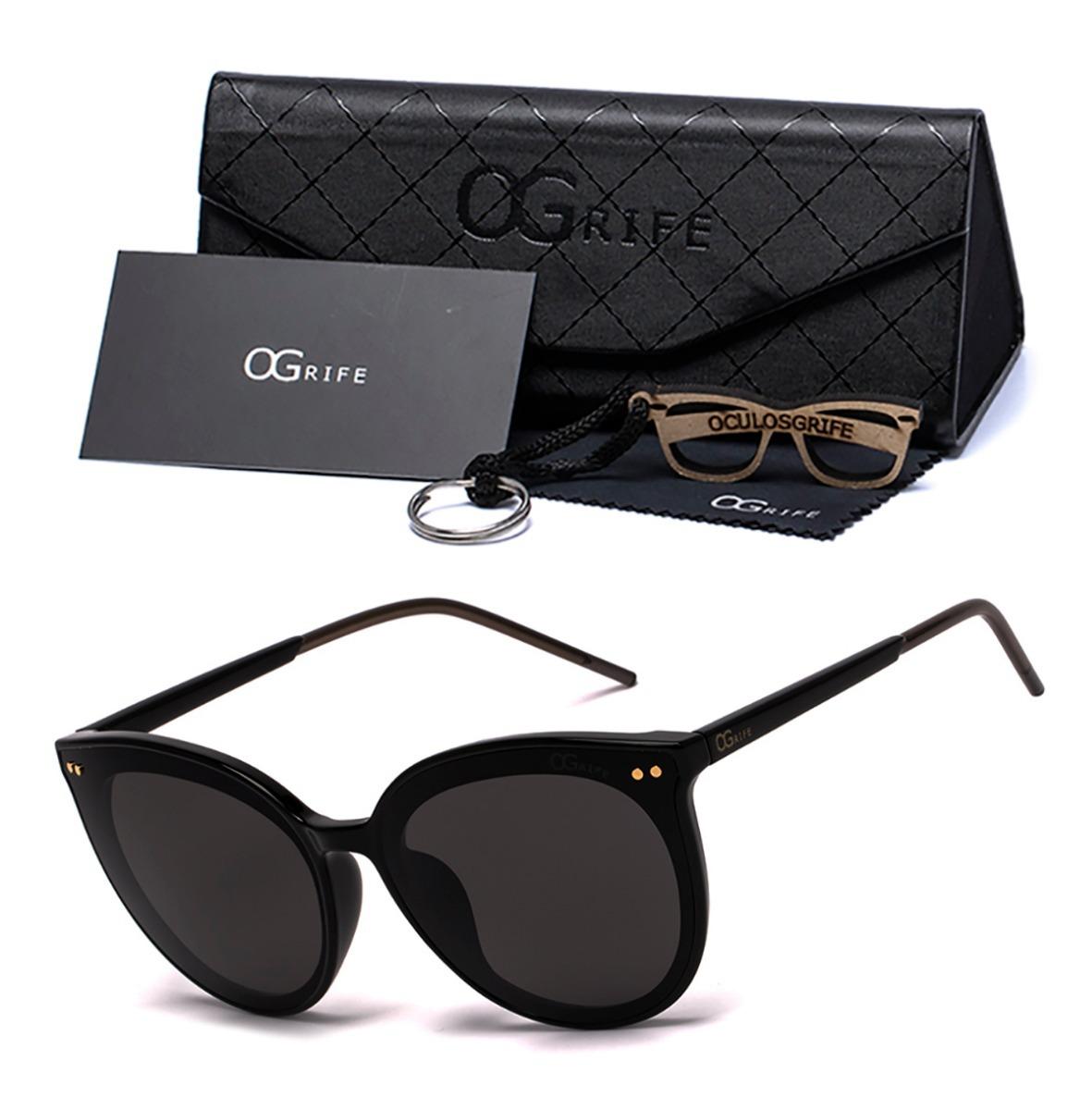 d00a87a354803 oculos ogrife solar feminino og 1380-c proteção uv original. Carregando zoom .