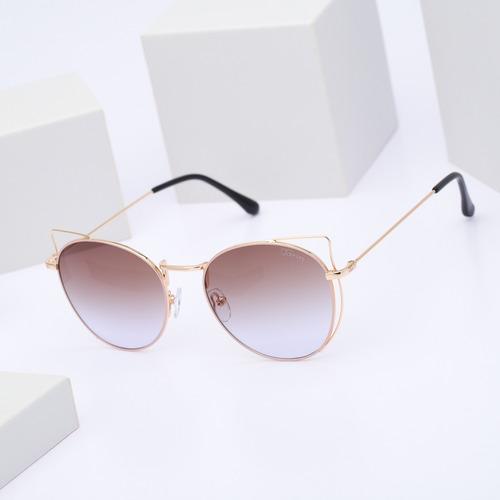 oculos ogrife solar feminino og 1395-c proteção uv original