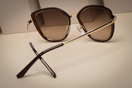 oculos ogrife solar feminino og 1625-c proteção uv original