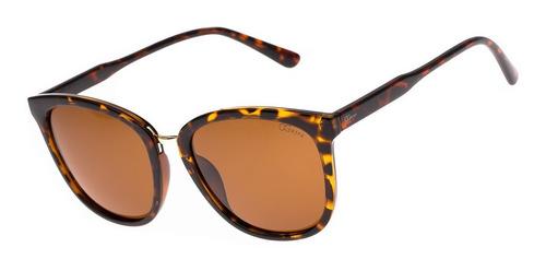 oculos ogrife solar feminino og 1718-c polarizado grande