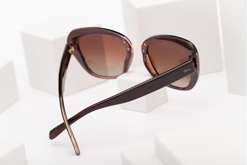 oculos ogrife solar feminino og 1908-c polarizado original