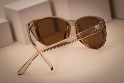 oculos ogrife solar feminino og 2049-c proteção uv original