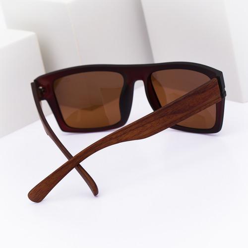 oculos ogrife solar masculino og 1253-c proteção uv original