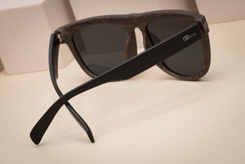 oculos ogrife solar masculino og 1545-c proteção uv original