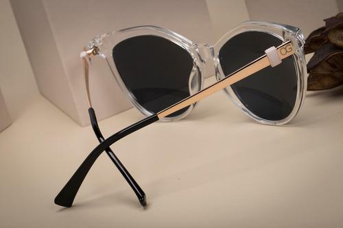 oculos ogrife solar og 1095-c feminino proteção uv original