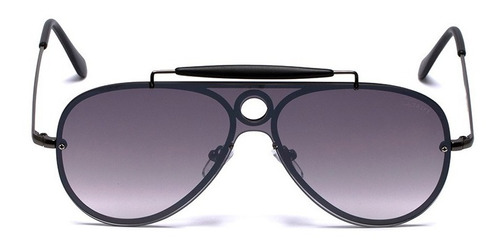 óculos ogrife solar og 596-p metal proteçao uv original