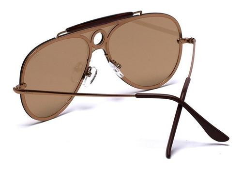 óculos ogrife solar og 597-p metal proteçao uv original