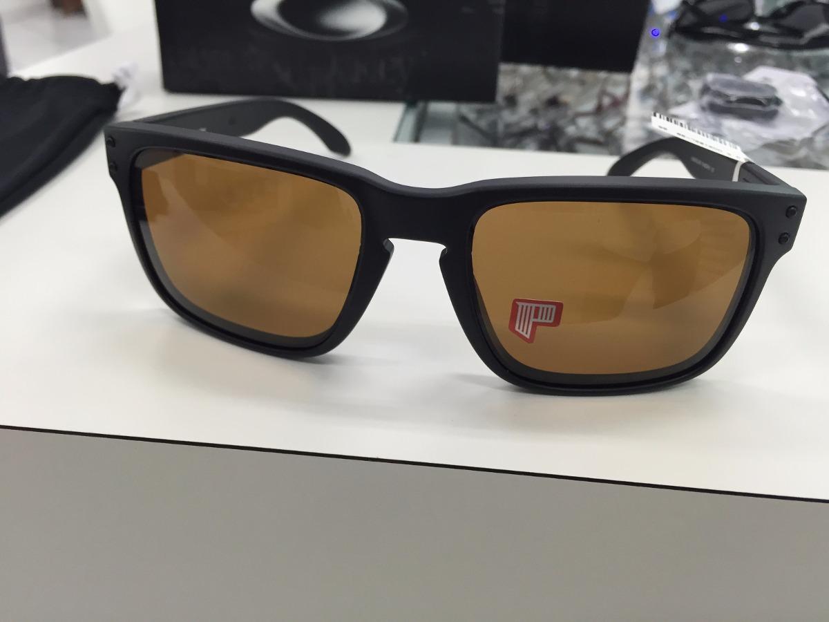d18a0cd399163 Oculos Okaley Holbrook Polarizado Oo9102l-98 Original P. Ent - R ...