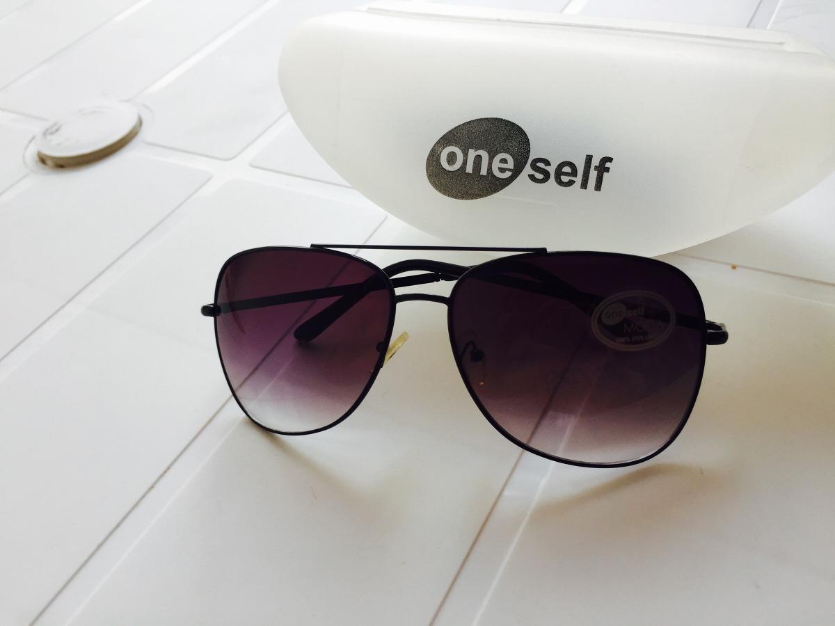 d789f7f5e Óculos One Self Novo Com Estojo - R$ 17,00 em Mercado Livre