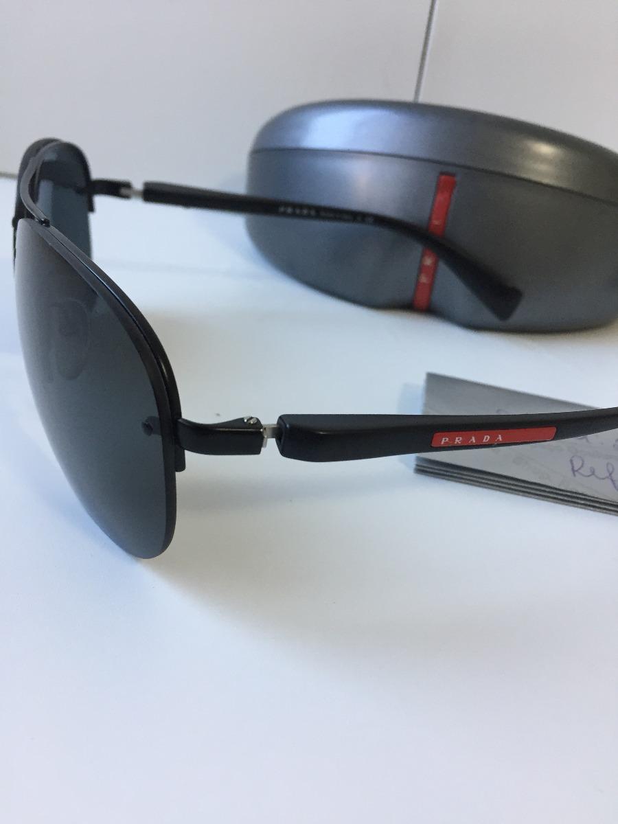 25e3d48fb5e8c Oculos Original Prada Masculino Semi Novo - R  439,00 em Mercado Livre