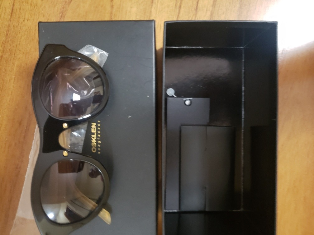 3651b3b6fa61c Oculos Osklen Ipanema - R  600,00 em Mercado Livre