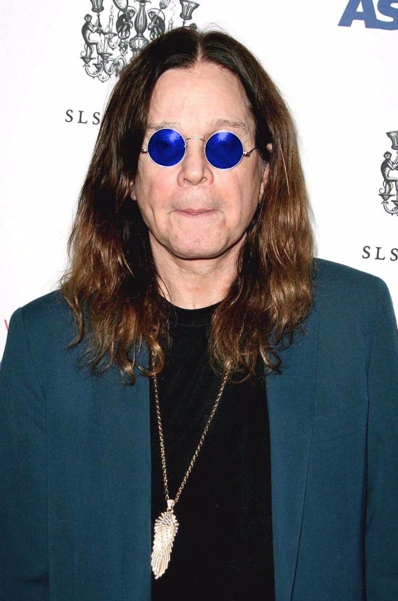 035413c595f47 óculos ozzy osbourne azul retrô vintage rock metal 80s 90s. Carregando zoom.