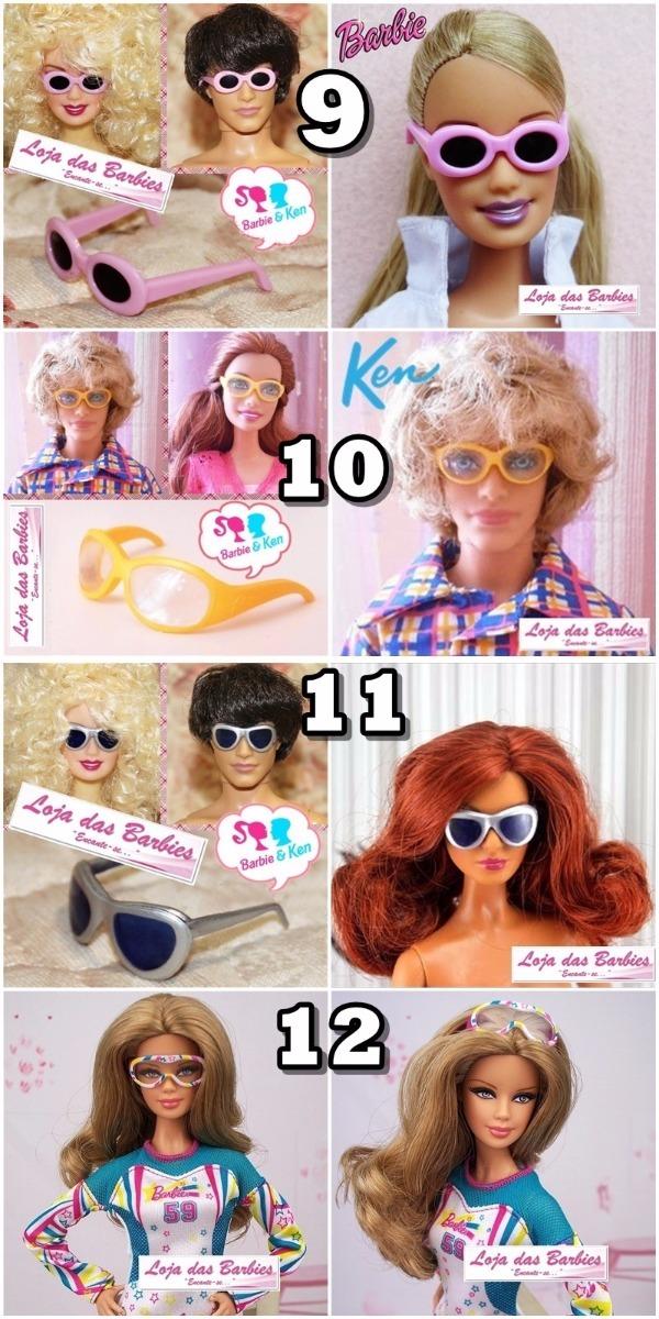 b5678fff8 óculos p/ boneca barbie monster high susi ken escolha modelo. Carregando  zoom.
