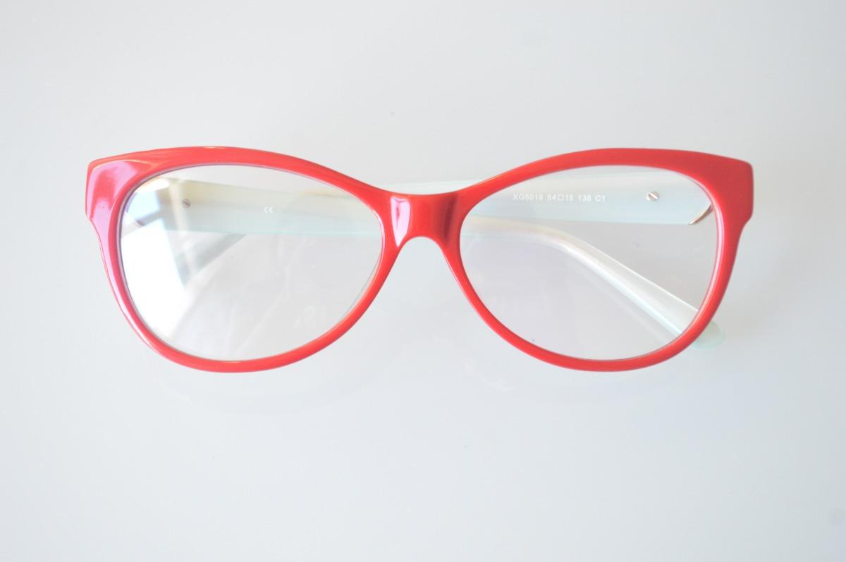 50adba28d2db4 óculos p  grau vermelho retro gatinho lindo estiloso c40. Carregando zoom.
