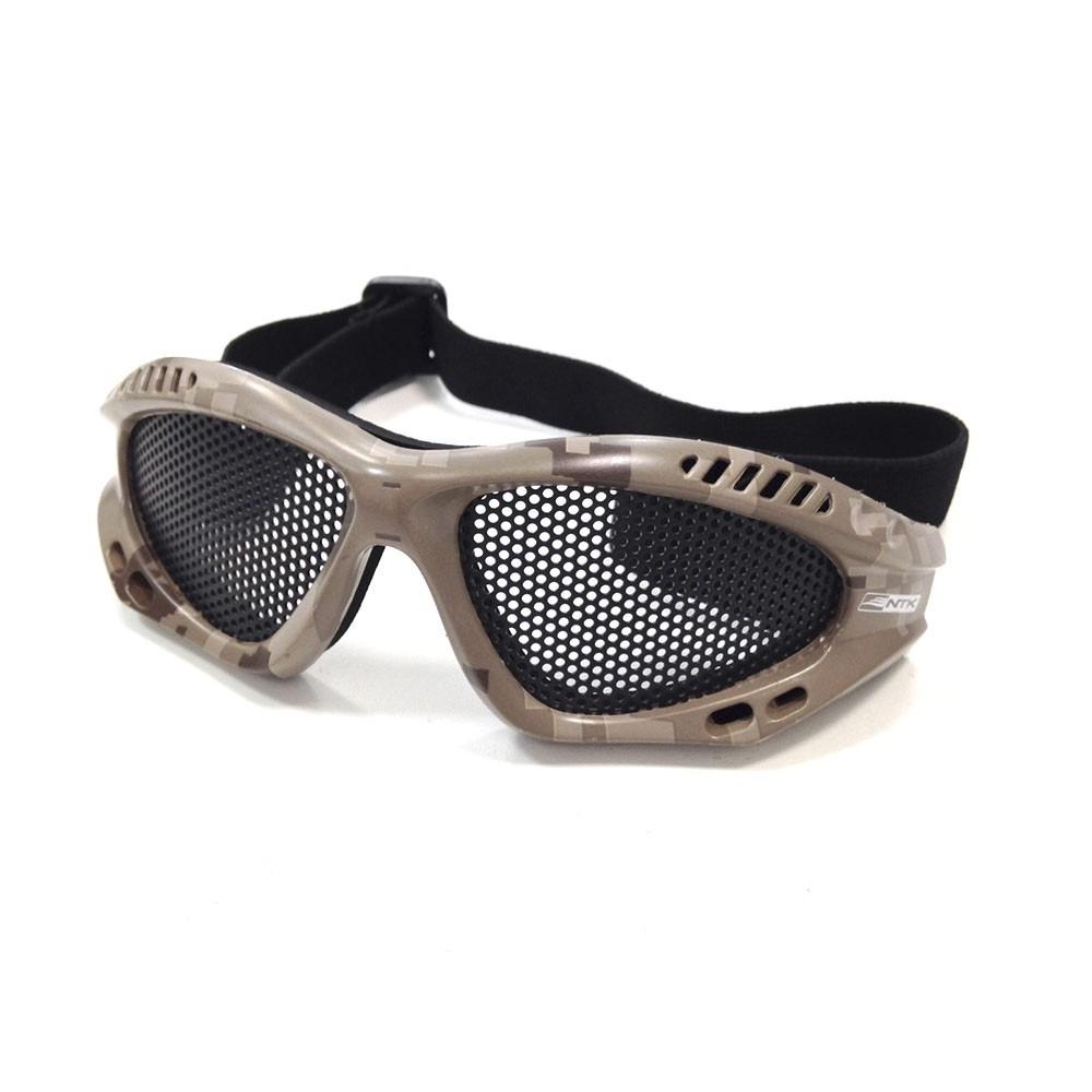 35afac125f7c5 Óculos Para Airsoft Ntk Tático Kobra - R  61,00 em Mercado Livre