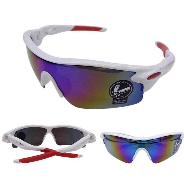 Óculos Para Ciclismo E Corrida (branco ) - R  29,00 em Mercado Livre cbb4d1c0f8