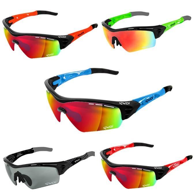 Oculos Para Ciclismo Ekoi Perso Evo - R  357,06 em Mercado Livre 6ae2add25b