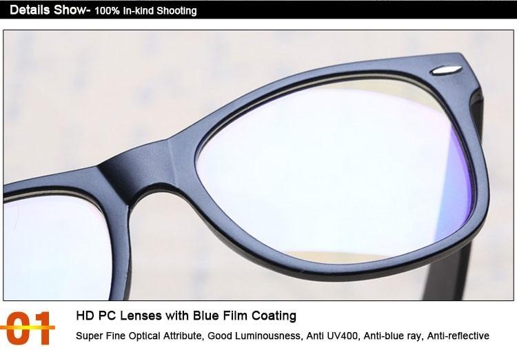 de44f3a4c067f Óculos Para Computador Ant Raios Ant Blue Modelo Quadrado - R  124 ...