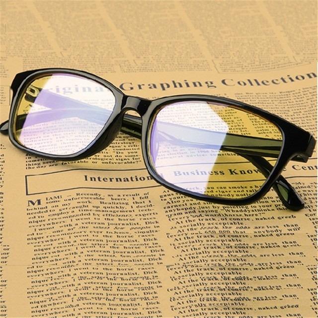75d40cd7a8fac Óculos Para Computador Contra Radiação Com Proteção Uva Uvb - R  120,80 em  Mercado Livre