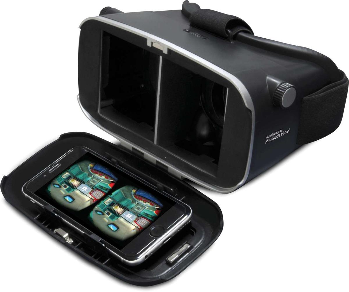 oculos para games vr vision realidade virtual 3d comtac un. Carregando zoom. 13b0bef509
