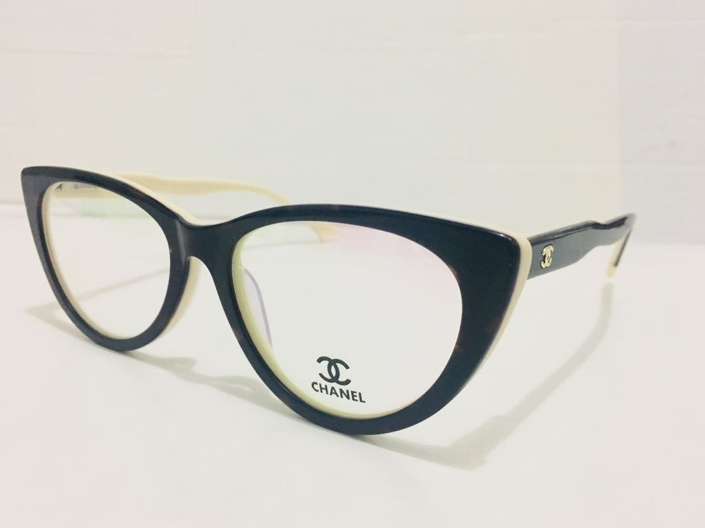 67c2d759f711d óculos para grau com sapatinho chanel modelo gatinho -cn800. Carregando  zoom.