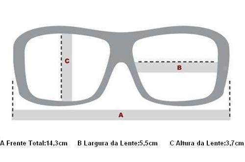 cdcf714da Oculos Para Grau Ray Ban Rb 5228 2000 55 Original P. Entrega - R$ 419,00 em  Mercado Livre