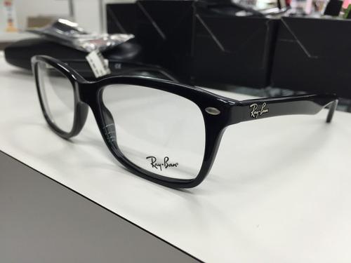 a1ec5a8ad Oculos Para Grau Ray Ban Rb 5228 2000 55 Original P. Entrega - R ...