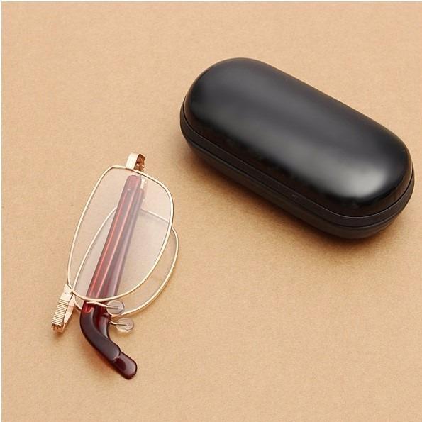 3cd84e586e923 Óculos Para Leitura Fadiga Armação Dobrável Vem Com Estojo - R  92 ...