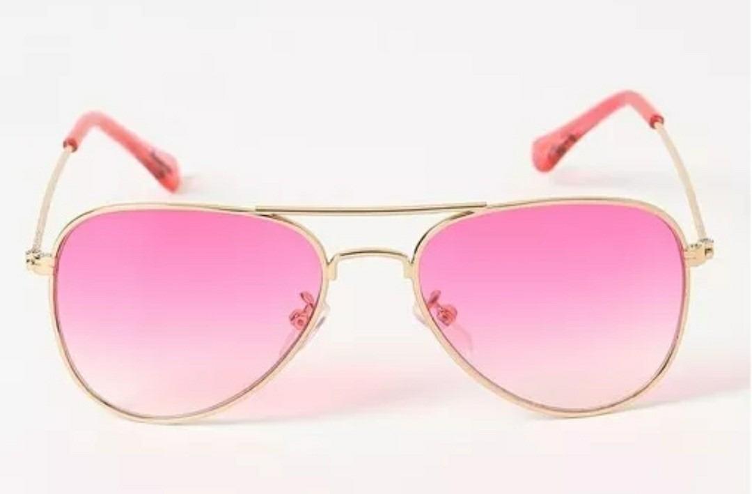 f912599760382 óculos para menina aviador lente colorida importado de sol. Carregando zoom.