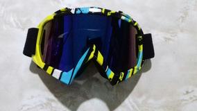 b4abb4381 Motocross Trilha Enduro - Óculos no Mercado Livre Brasil