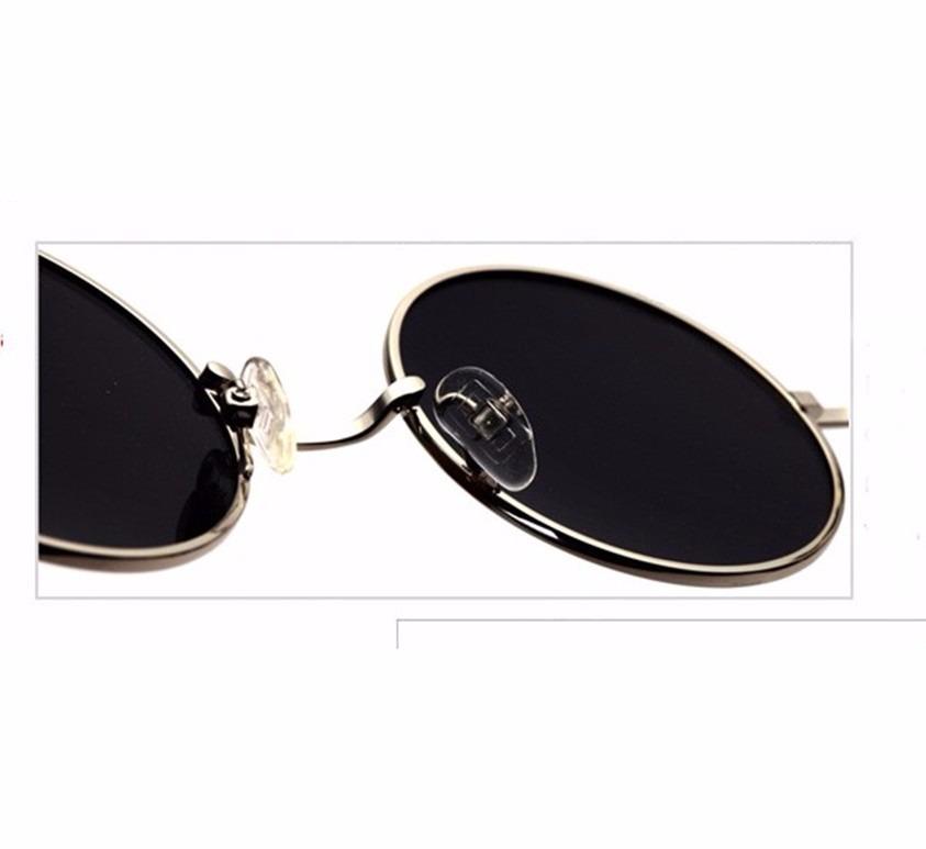 bfb05bea5eb57 óculos para mulher azul espelhado dourado redondo feminino. Carregando zoom.