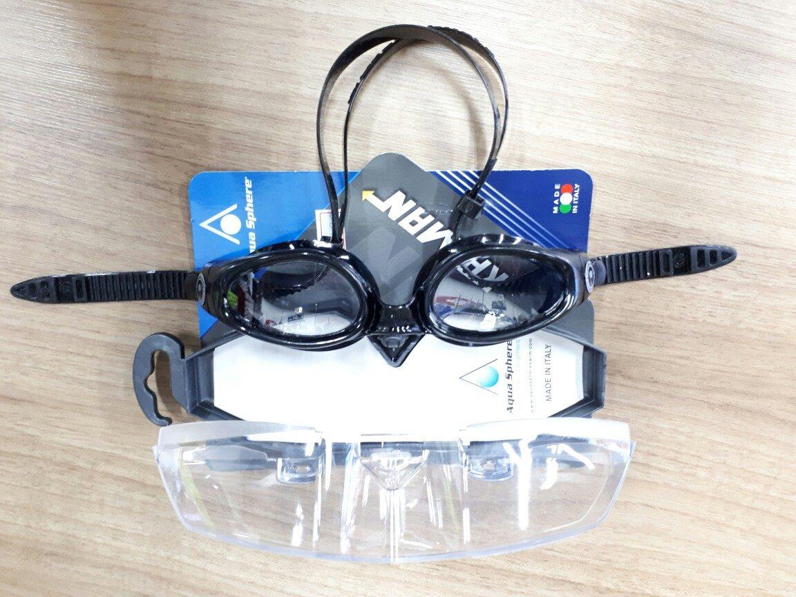 8ec5ca45c óculos para natação aqua sphere kaiman exo. Carregando zoom.