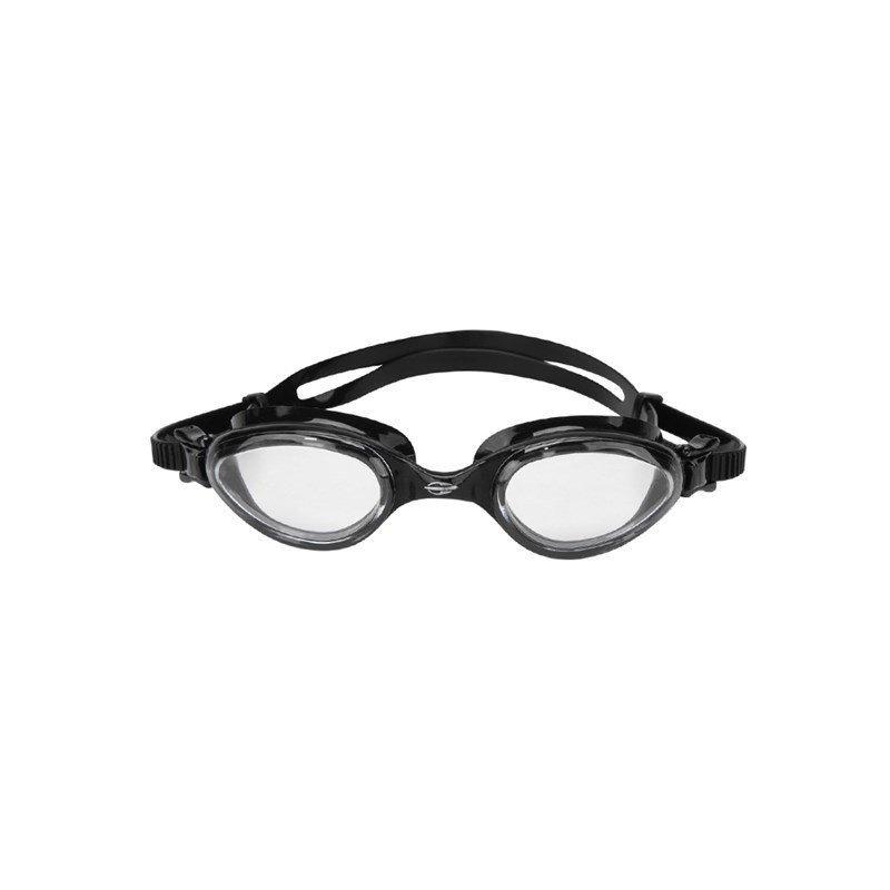 óculos para natação varuna preto e transparente mormaii. Carregando zoom. ffefab7151
