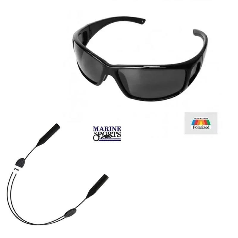 7bcb8d3be1040 Oculos Para Pesca Ms 26-48 Smoke + Segurador Cordão Brinde - R  94 ...