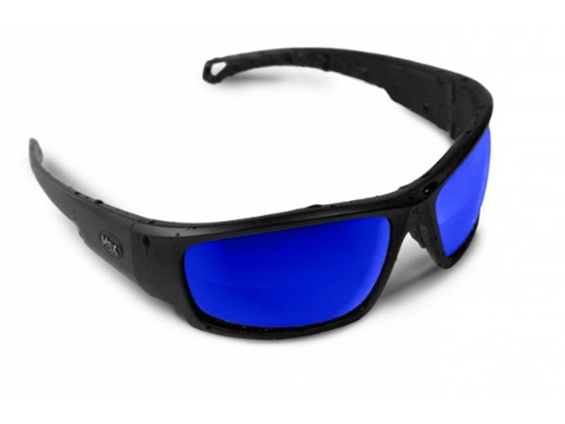 7accd28411388 óculos para pesca polarizado repele água monster 3x azul. Carregando zoom.
