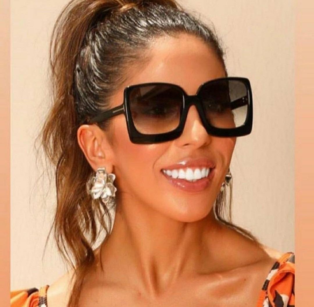 4821eda99 óculos para viajar lente grande feminino chique modelo novo. Carregando  zoom.