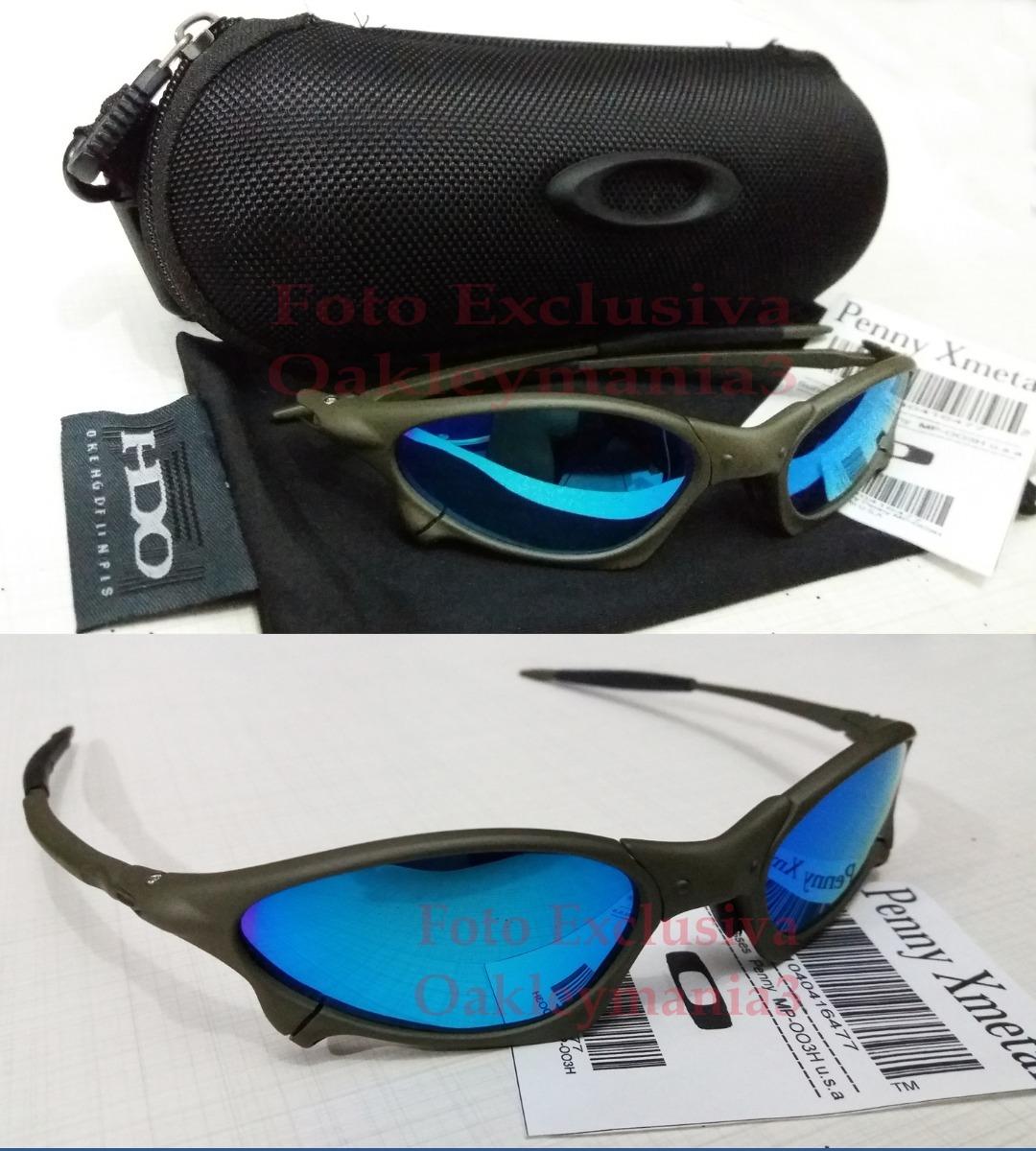 oculos penny xmetal lente azul ice thug polarizada+case usa. Carregando  zoom. ac2a9181d6