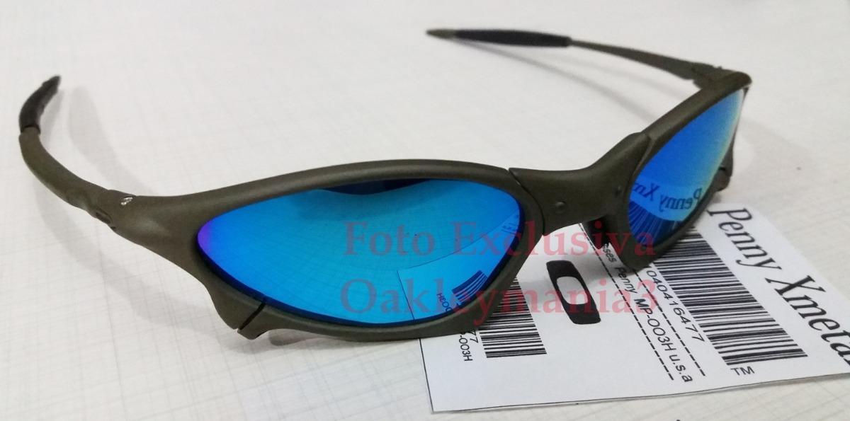 oculos penny xmetal lente azul ice thug polarizada u.s.a. Carregando zoom. 5a942d4a88