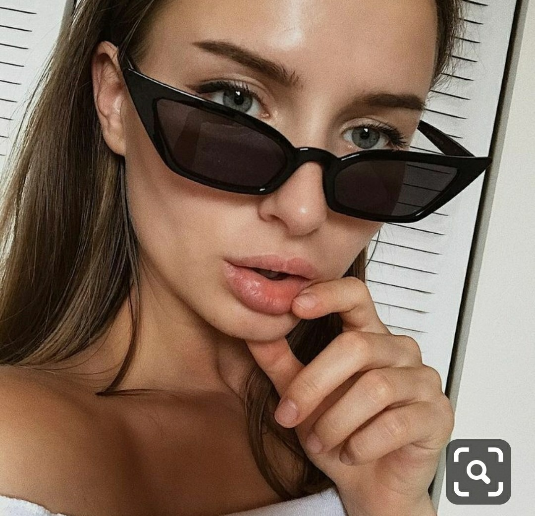 6ed324b22ea22 óculos pequeno da moda estiloso hype vintage retro mini 2019. Carregando  zoom.