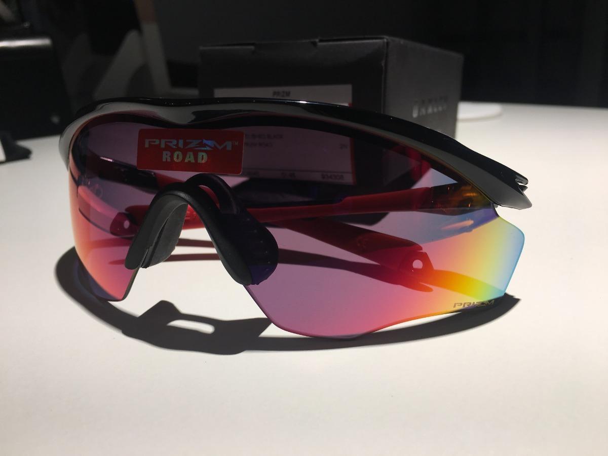 cbc11765a3 Óculos Performance Oakley M2 Frame Xl Prizm Road - R$ 389,00 em ...